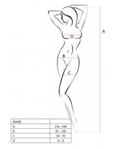 Трусы мужские со вставками из сетки SoftLine Collection чёрные /МL/