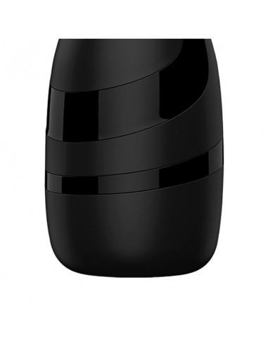 Трусики-страпон BDSM Арсенал кожаные с отверстием для насадки коричневые