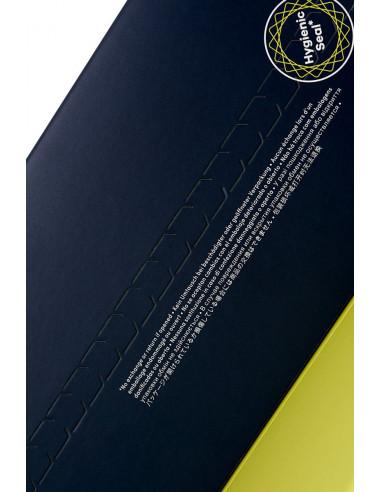 Трусики-страпон BDSM Арсенал кожаные с отверстием для насадки черные
