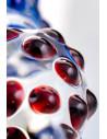 Вибратор S-HANDE IRIS с подогревом и 9 вирорежимами из силикона розовый /23,2cм/