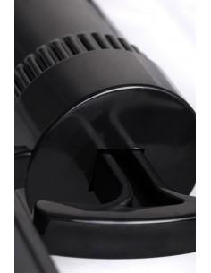 Чулки Baci прозрачные с точками (без силикона) чёрные /OS/