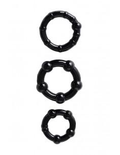Чулки-сетка со швом сзади и кружевной резинкой для пояса черные /р-р 4/