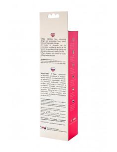 Кружевные трусики с доступом и вырезом сзади Erolanta Lingerie Collection черные /46-48/