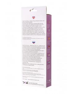 Вакуумная помпа A-toys с силиконовой вставкой мужская /20х5,6см/