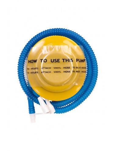 Эрекционное кольцо TOYFA A-Toys, силикон, голубое /5,4х2,7см/