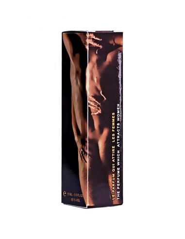 Анальная пробка со смещенным центром тяжести Spice it up Delight Dark Black /10,5х2,8см/