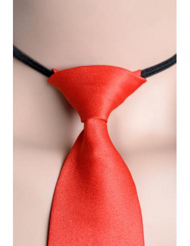 Костюм Официантки Nicole (боди, галстук и манжеты) /р-р ML/