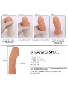 Мастурбатор Double Play вагина-рот 15,2cm